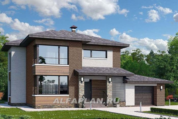 Проект дома 399B