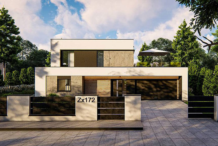 Проект Zx172